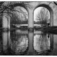 Акведук через Яузу :: Алексей Соминский