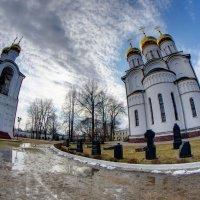 Никольский монастырь2 :: Елена Протасова