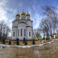 Никольский монастырь :: Елена Протасова