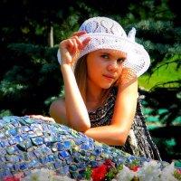 Дама в шляпке :: Елена S