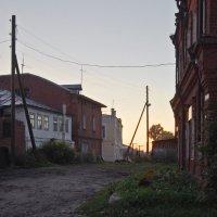 Улочка в Устье :: Валерий Талашов