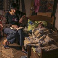 Чтение на сон грядущий... :: Сергей Глотов