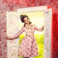 волшебный шкаф :: Veronika G