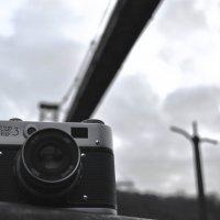 фот и мой аппарат ахах :: Артьом Данильчук