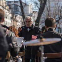 В городском саду играет.. :: Сергей Волков