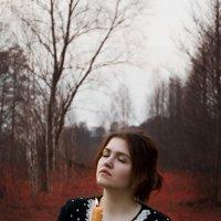 автопортрет :: Александра Будникова