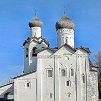 Церковь Спасо - Преображенского монастыря. :: Sergey Serebrykov