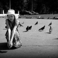 Аааа голуби воркочаат...... :: Елена S