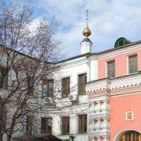 Церковь Серафима Саровского :: Александр Качалин