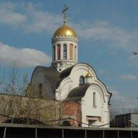 Церковь Сретения Господня :: Александр Качалин