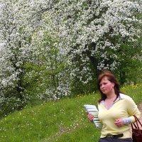 Весна в Молочном :: Валерий Талашов