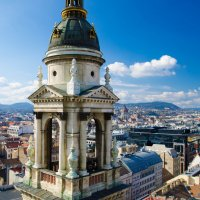 Панорама Будапешта :: Александр Антонович