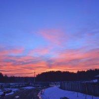 7 утра...не умею пока еще фотографировать рассветы и закаты :: Светлана