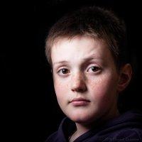 Портрет сына :: Евгений Симохин