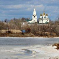 Храмы восстанавливают :: Владимир Фещенко