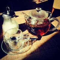 Чай :: Кристина Котя
