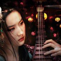 Гейша Амайя :: Crying Silence