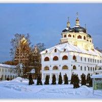 Храм святой блаженной Ксении Петербургской :: Александр Назаров