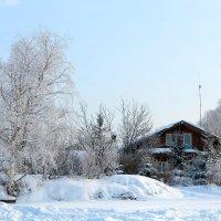 Зимнего не много :: Иван Кошечкин