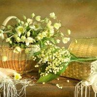 И нежен цвет, и запах чуден... :: Алла Шевченко