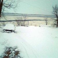 Зима на даче :: Tanechka Shavyrina