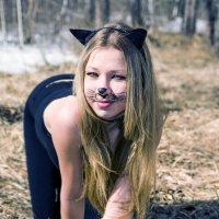 Кошка - Настя :: Евгений | Photo - Lover | Хишов