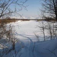 Река в оправе :: Сергей Карцев