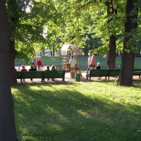 В Летнем саду... :: Валентина Харламова