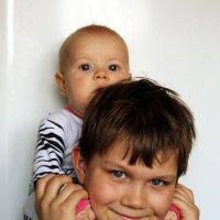 Старший брат :: Ирина Калинина