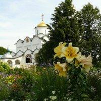 Суздаль. Покровский монастырь. :: Анатолий Борисов