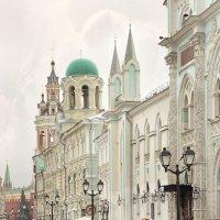 И вечной жизни свежие потоки подхватят, понесут, заворожат :: Ирина Данилова