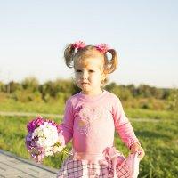 летняя девока :: нина Шманичева (Смурова)