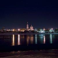 Свято-Екатерининский женский монастырь в Затверечье на берегу Волги. :: Артем Колеров