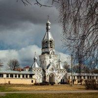 Колокольня Десятинного монастыря. :: Евгений Никифоров