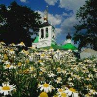 У  Спасской церкви! :: Владимир Шошин