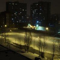 Ночной Стадиной 22-й :: Sergey Koltsov