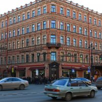 Ресторан Палкин. :: Александр Лейкум