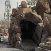 каменный грот 2 :: Виктор Мрошников