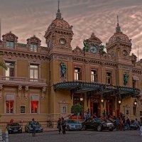 Империя азарта - казино Монте-Карло :: Лидия Цапко