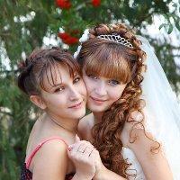 Две сестрёнки :: Светлана Шаповалова