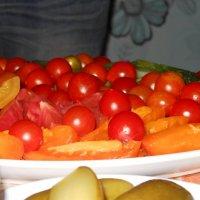 Овощи :: Julia Blik