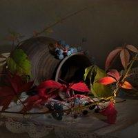 С виноградными листьями :: Lev Serdiukov