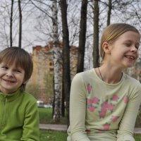 Мишаня и Ксю :: alexandr novikov