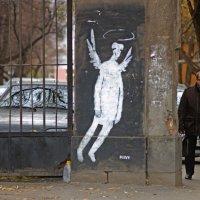 Ангел-хранитель в засаде :: Андрей Агафонов