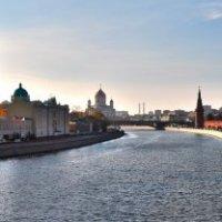 Над Москвой-рекой :: Даниил Кожевников