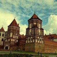 Замок :: Vera Erchinskaya