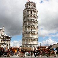 Пизанская башня(Пиза,Италия)... :: Александр Вивчарик