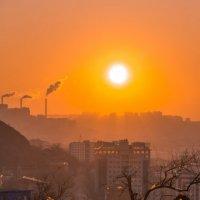 Доброе утро, город :: Иван Кибирев