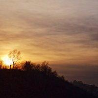 На закате.. :: Наталья О.
