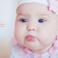 Анастасия, 3 месяца. :: Марина Лунёва